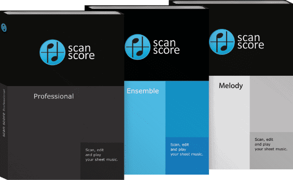 Sheet Music Scanner | SCANSCORE Sheet Music Scanning Software