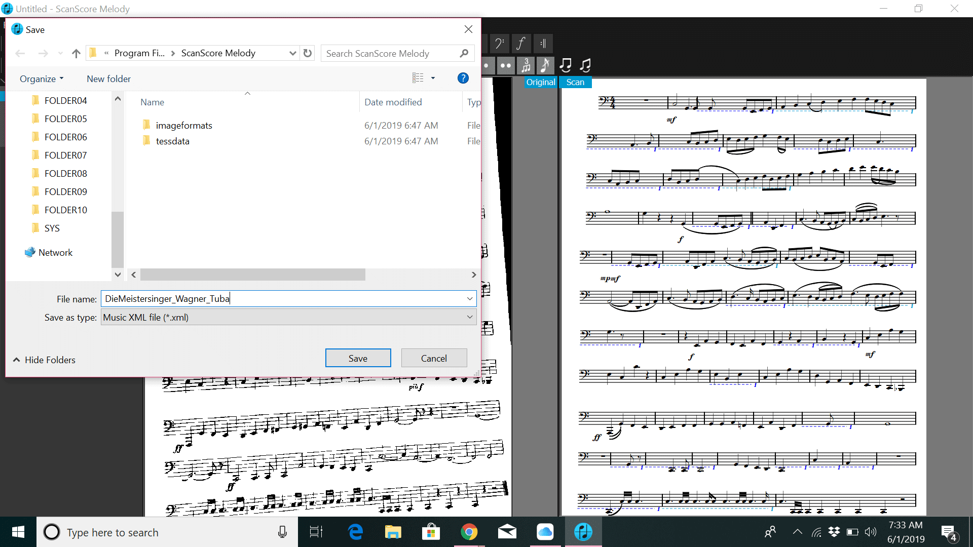 How to Scan Sheet Music into Finale with ScanScore | SCANSCORE